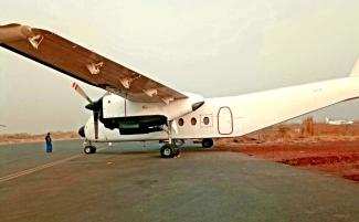 Buffalo fixed-wing aircraft