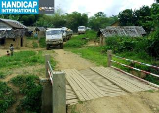 Emergency Logistics in DRC