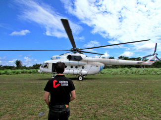 Helicopter DRC