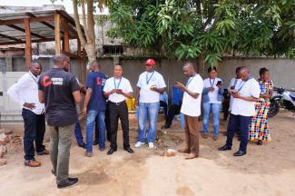 Logistics Preparedness in Democratic Republic of the Congo