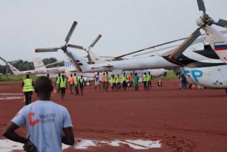 South Sudan Air Operation