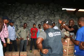 Emergency Logisitics in Nigeria