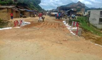 Humanitarian Logistics in Democratic Republic of the Congo