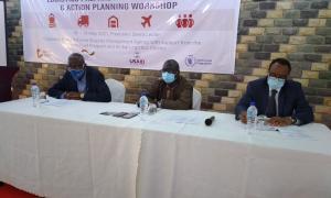 Senior Delegates - Logistics Preparedness Workshop