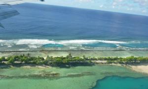 Media Image : Disaster preparedness in the North Pacific - Majuro Atoll, Marshall Islands
