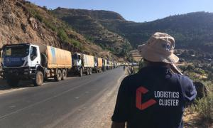 Media Image : Convoy from Gondar to Shire