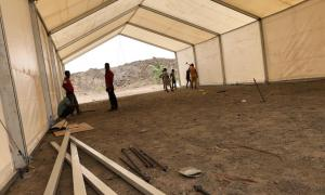Media Image : MSUs at border regions Djibouti to serve as COVID-19 screening centres and waiting areas for truck drivers_6