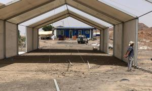 Media Image : MSUs at border regions Djibouti to serve as COVID-19 screening centres and waiting areas for truck drivers_5