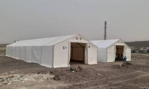 Media Image : MSUs at border regions Djibouti to serve as COVID-19 screening centres and waiting areas for truck drivers_7