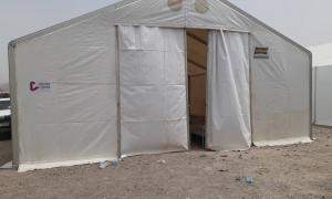 Media Image : MSUs at border regions Djibouti to serve as COVID-19 screening centres and waiting areas for truck drivers_9
