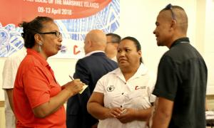 Media Image : Pacific Logistics Cluster Workshop held in Majuro, Marshall Islands