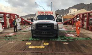 Media Image : sea_transport_undp_ambulance_aden2.jpg