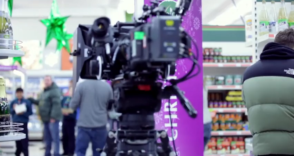 Sustainable production at Sky: Trollied