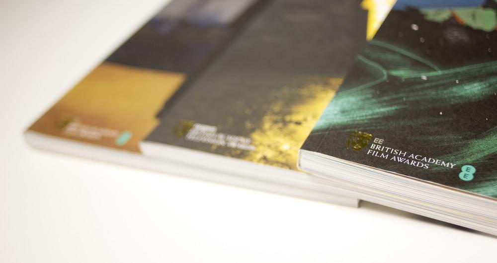 BAFTA Brochures