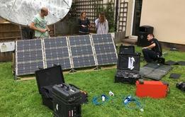 One Show - Solar Insert
