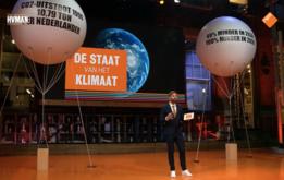 De Staat van het Klimaat compenseert eigen CO2-uitstoot met storten van vijf ton Olivijn