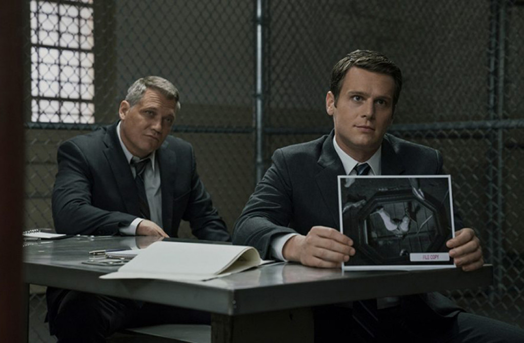 Mindhunter open casting call