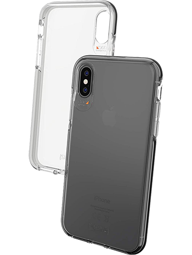 Gear4 D3O Crystallite deksel iPhone X-Xs