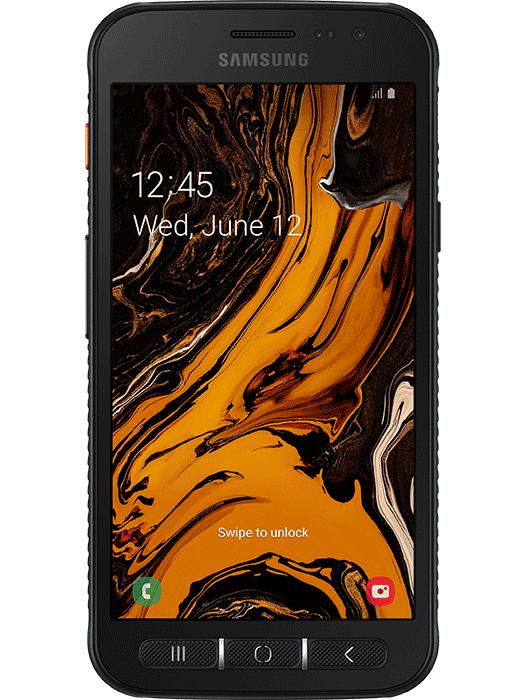 Samsung Galaxy Xcover 4 smarttelefon (sort) Mobiltelefon