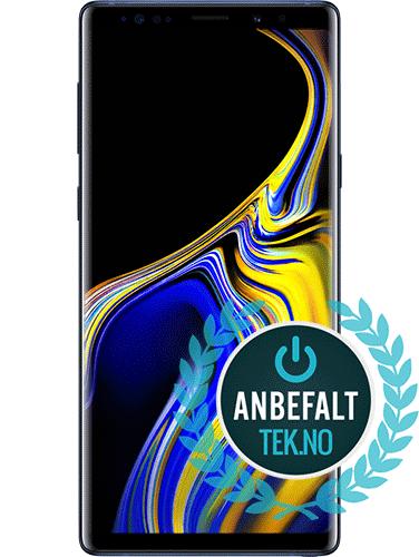 Galaxy Note9 128 GB Blå