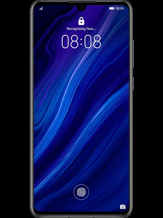 P30 128 GB Svart