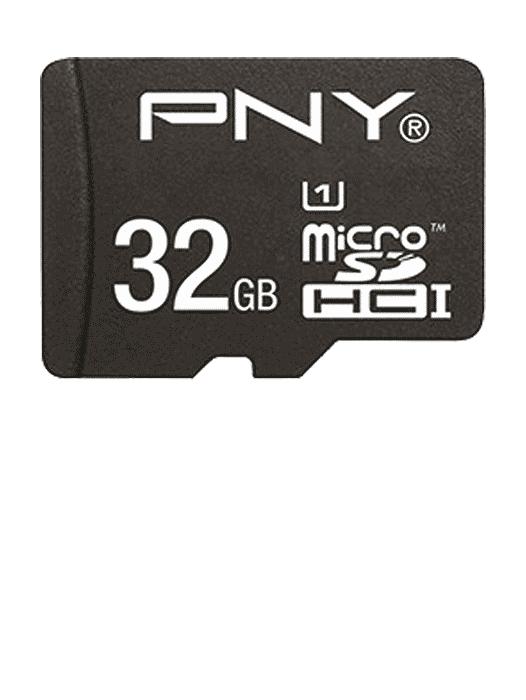 MicroSD med adapter 32GB