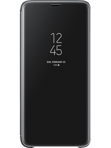 Clear View Cover Galaxy S9+