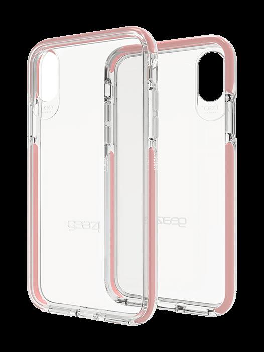 Gear4 D3O Tone iPhone X/Xs Rosa