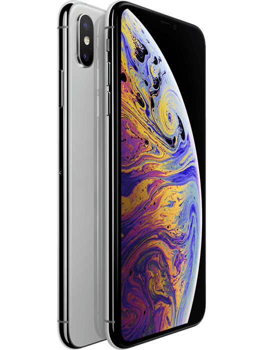 iPhone Xs Max 64 GB Sølv