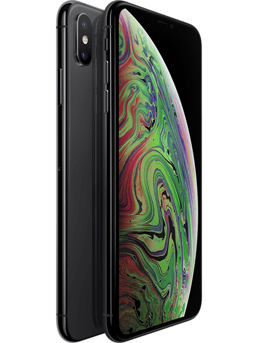 iPhone Xs Max 512 GB Stellargrå