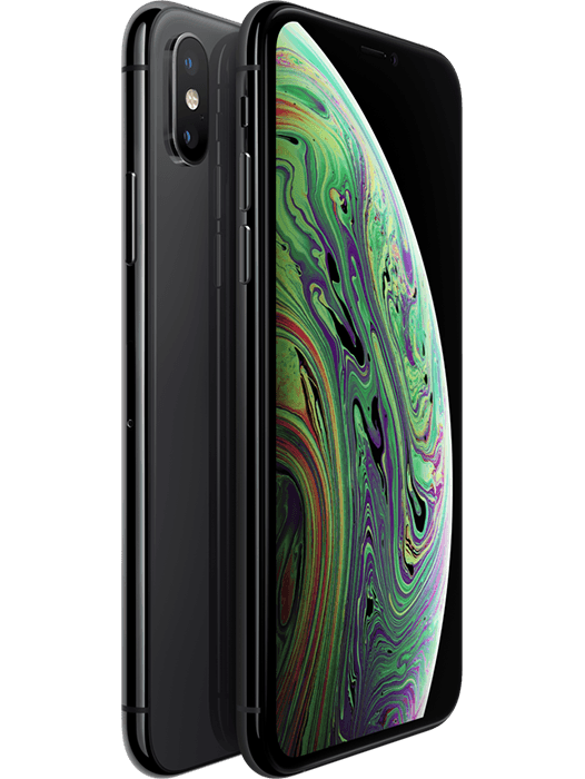 iPhone Xs 64 GB Stellargrå