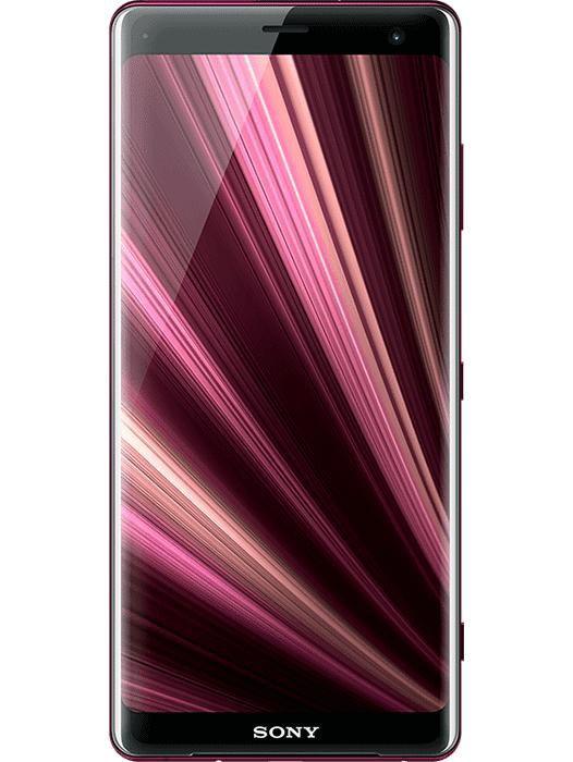 Xperia XZ3 Rød