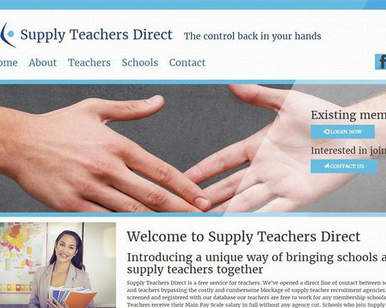 Airsupply and Supply Teachers Direct Join Forces
