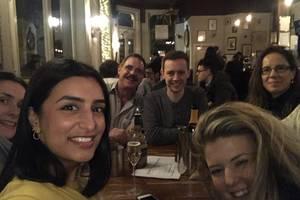 Team pub quiz night...