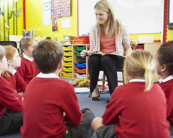 Teaching with a stammer: How teaching has improved my fluency