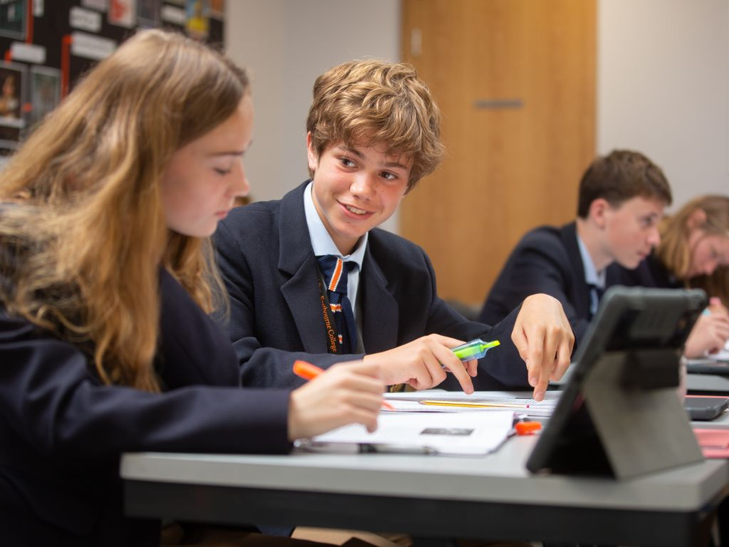 Eastbourne College Independent Coed Day And Boarding School East Sussex Attain