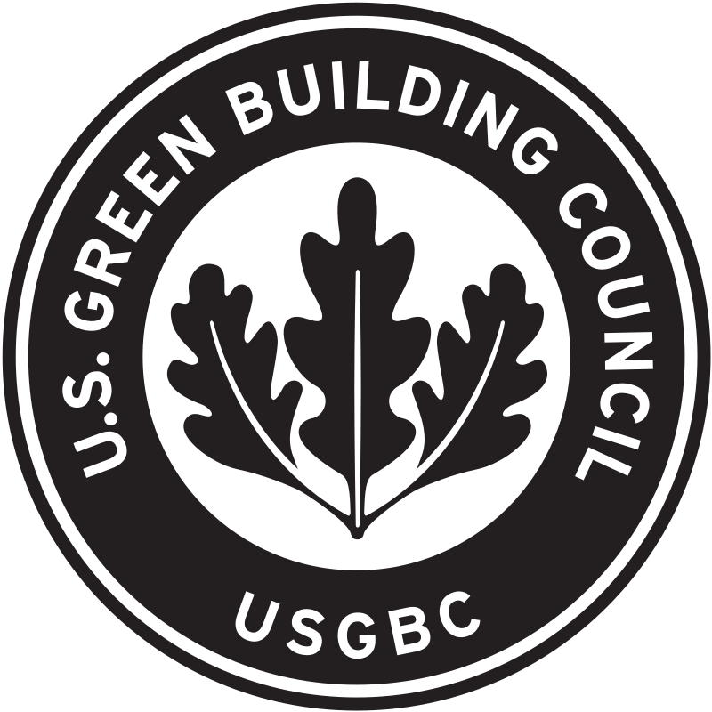 Silver Level by the U.S. Geen Building Council
