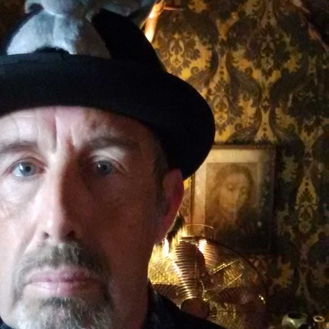 Author photo for Bill Parslow
