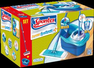 Coupon Sconto di Spontex express system system set lavapavimenti