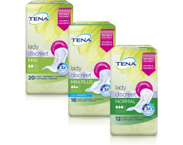 Coupon Sconto di TENA LADY DISCREET