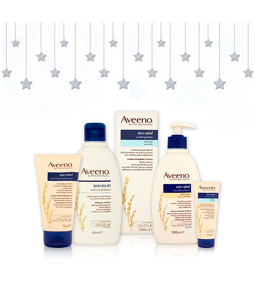 Aveeno® Skin Relief Range