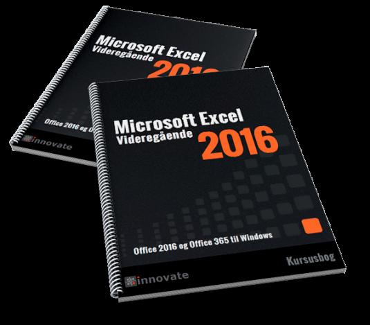 Excel 2016 Videregående