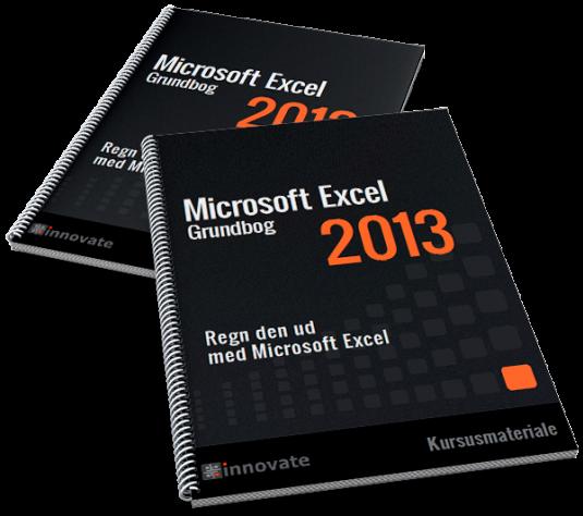 Microsoft Excel 2013 Grundbog