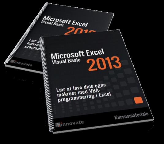 Exel 2013 VBA-programmering