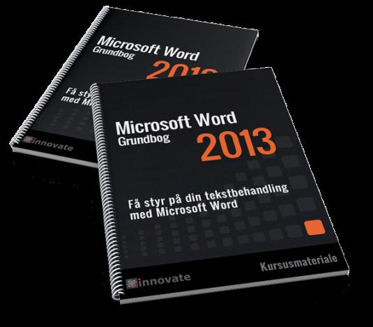 Microsoft Word 2013 Grundbog