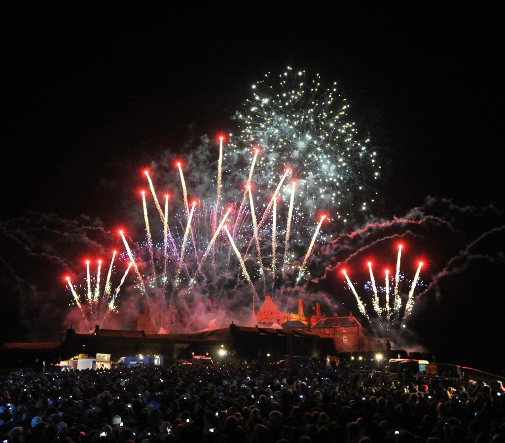 Edinburgh Fireworks Store New Website