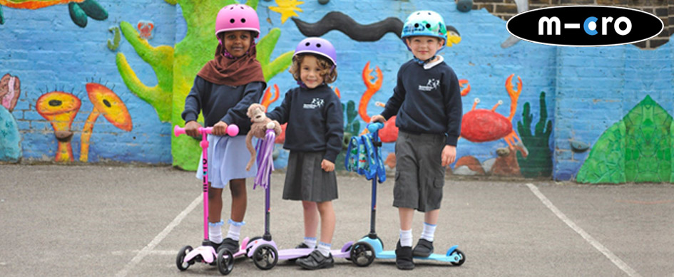 Micro Scooters Competition