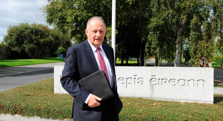 Chief Executive of the National Board for Safeguarding Children Ian Elliott. Photo: Sasko Lazarov/Photocall Ireland