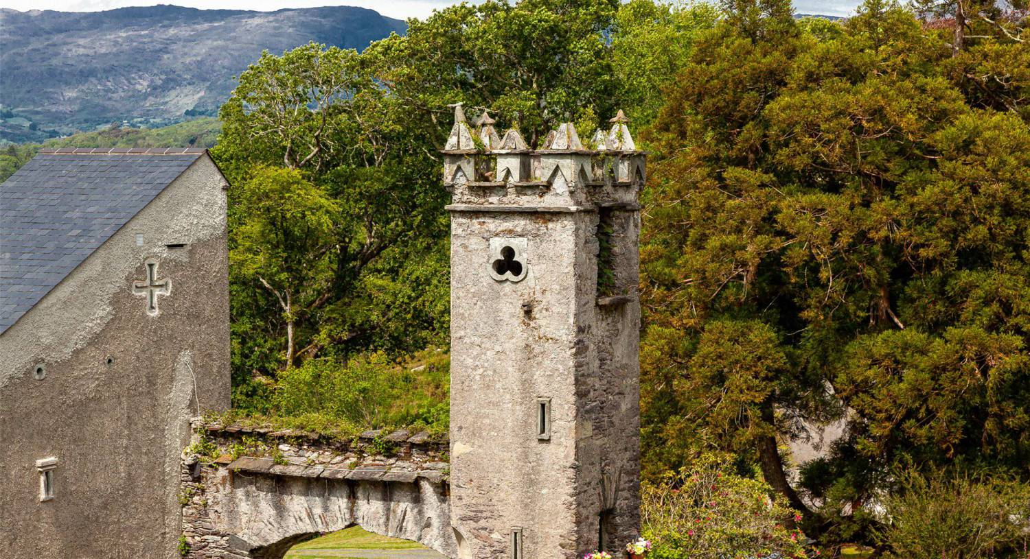 Join the dashing list of Co Cork castle owners with Glengarriff Castle: It's a snip at €2.75m