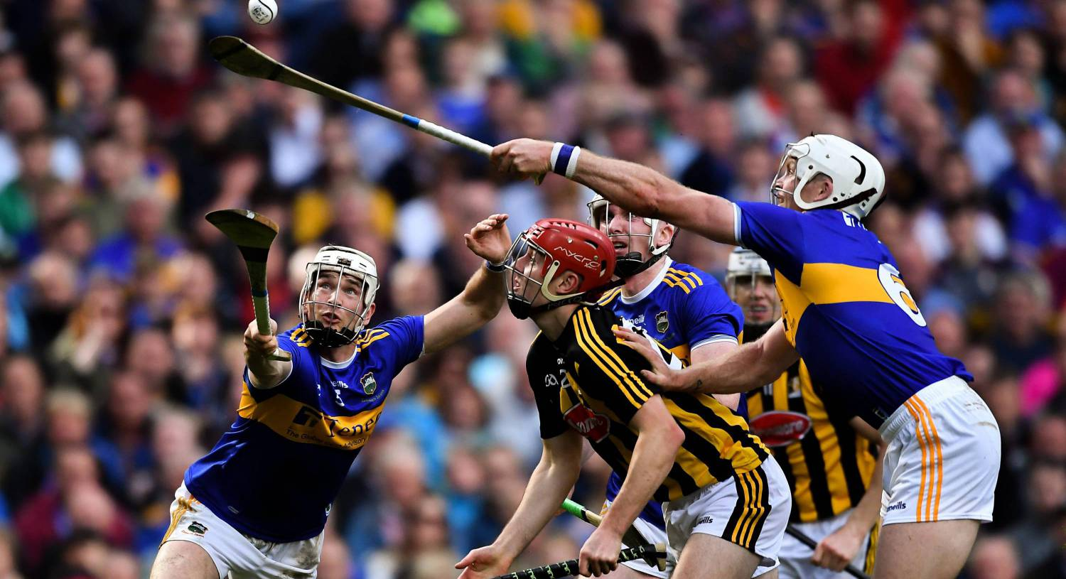 Munster and Leinster draw latest step on hurling's road to return